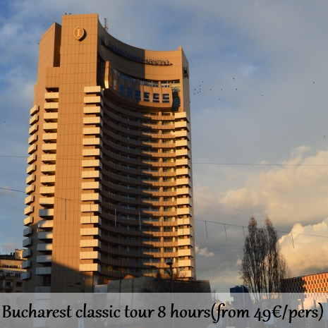 Bucharest classic tour