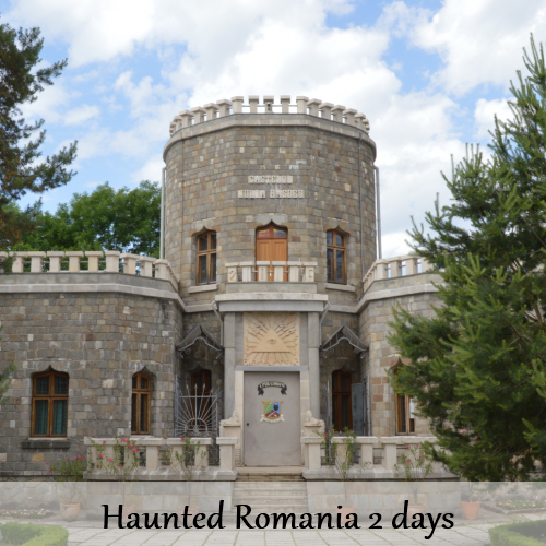 Haunted Romania
