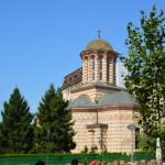 Oldest church in Bucharest