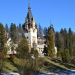 Peles castle private tour