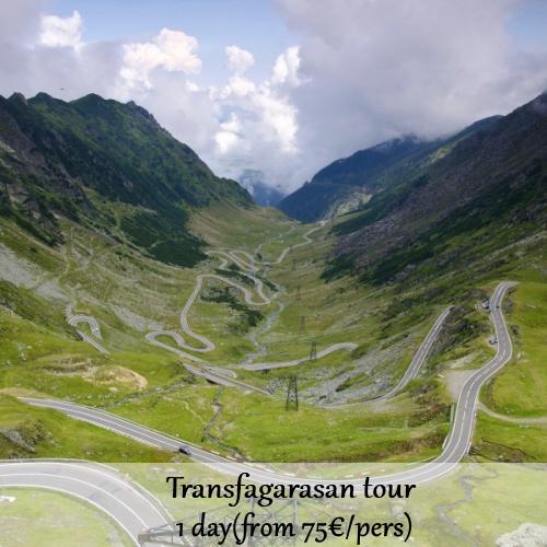 Transfagarasan tour