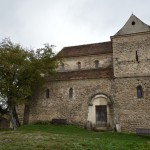 Fortified church in Transilvania guided tour