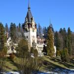 Peles castle private tour