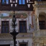 Peles castle inside