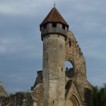 Fortified church in Transilvania tour
