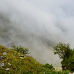 Transfagarasan in mist guided tour