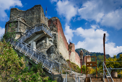 Real Dracula castle