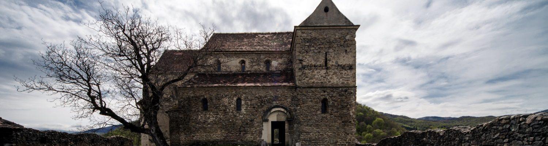 Cisnadioara church