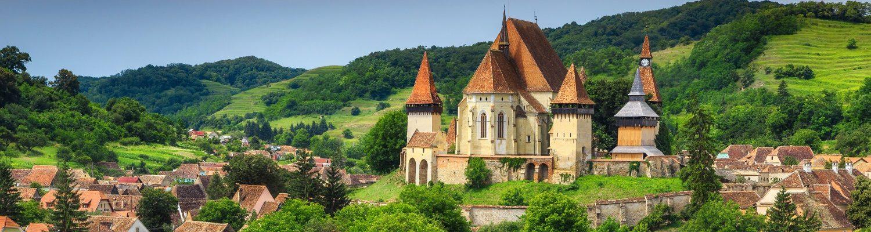 Transylvania group tour
