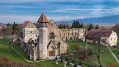 abandoned Carta monastery