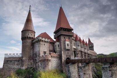 Most beautiful castle in Romania