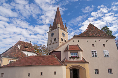 Cisnadie fortified church visit