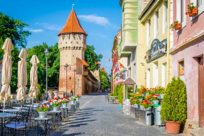 Sibiu city tour