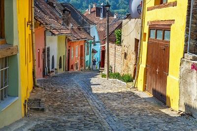 Sighisoara old town