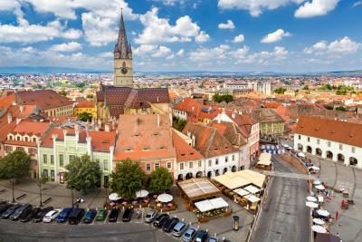 Sibiu medieval city