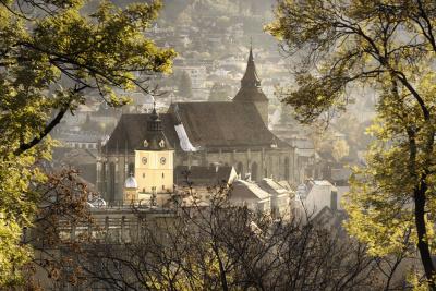 Brasov Gothic church