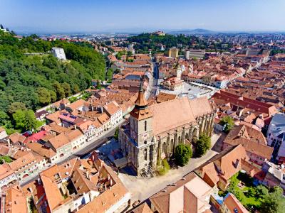 Brasov medieval city