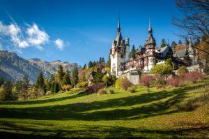 peles castle tour