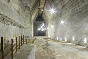 unirea salt mine tour