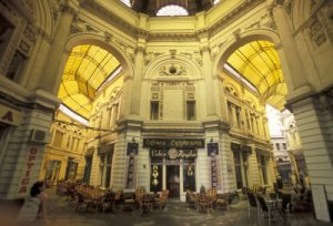 inside bucharest