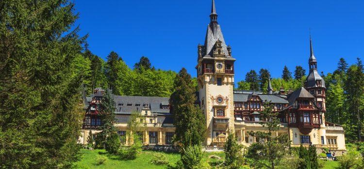 Romanian castles