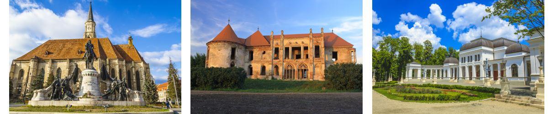Cluj Napoca attractions