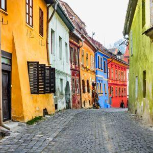 Romania grand tour