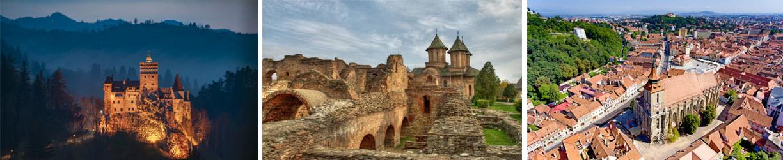2 Dracula's castle