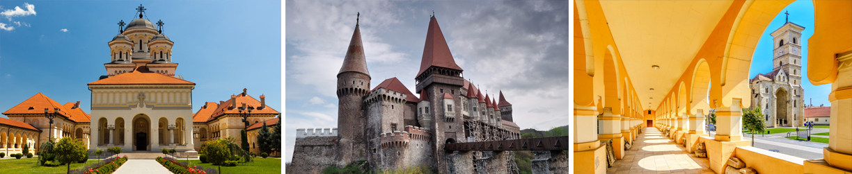 3 Beautiful places in Transylvania