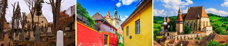 4 Citadel in Transylvania