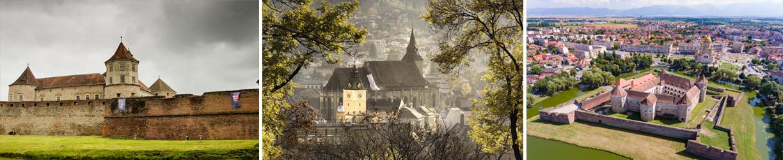 5 Transylvania haunted fortress