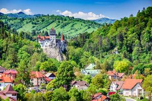 7-day Transylvania road trip