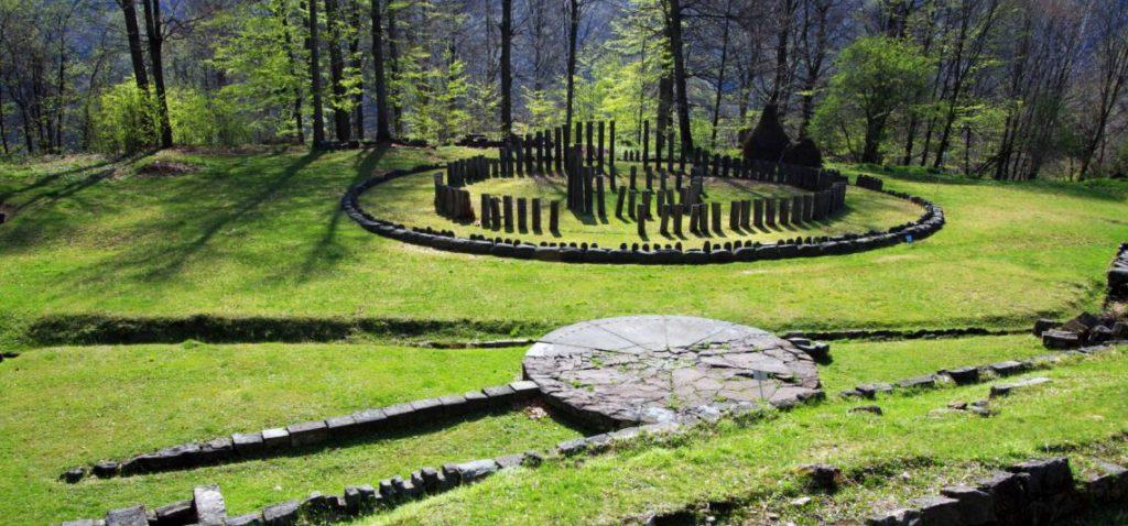 Sarmizegetusa Regia Dacian fortress