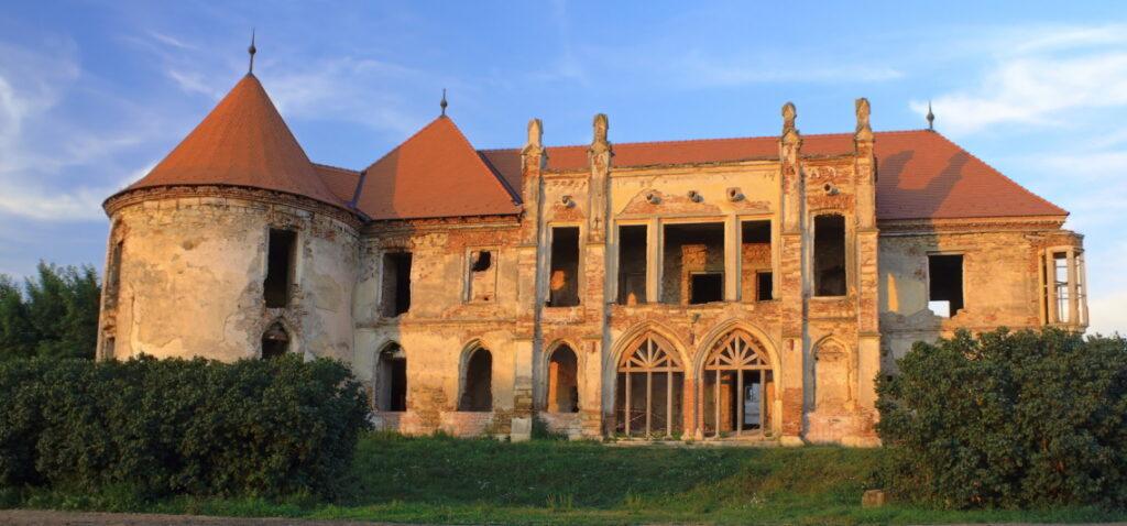 Banffy castle in Bontida