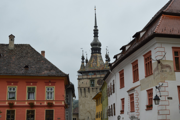 Sighisoara Romania medieval town