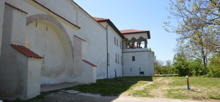 Comana monastery near Bucharest