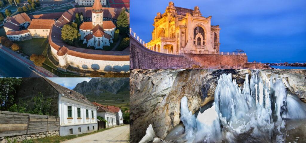 Hidden gems Romania