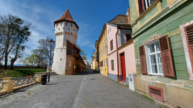 Sibiu Things to do fortifications