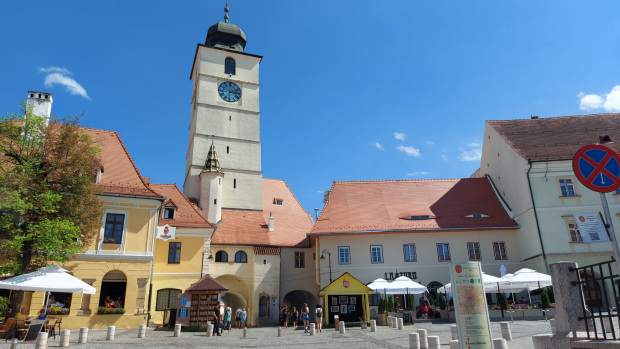 Sibiu things to see Council tower (2)