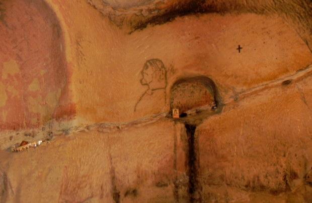 Sinca veche cave monastery