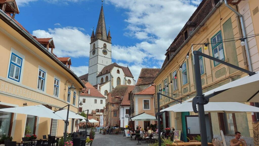 Things to do Sibiu Romania