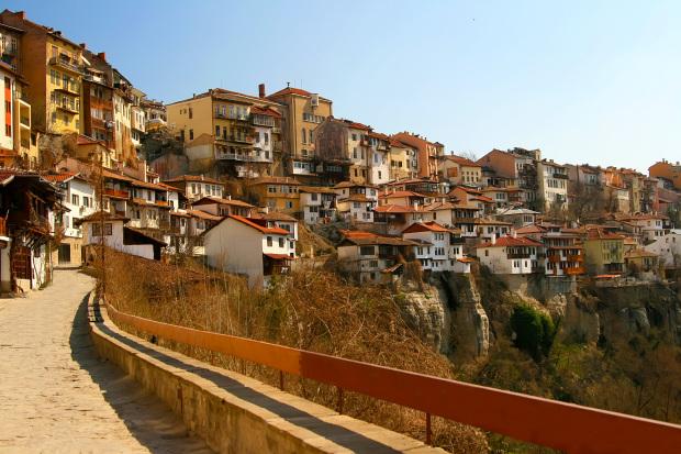 Visit Veliko Tarnovo from Bucharest