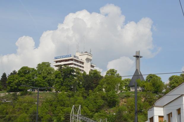 Cluj Napoca fortress hill