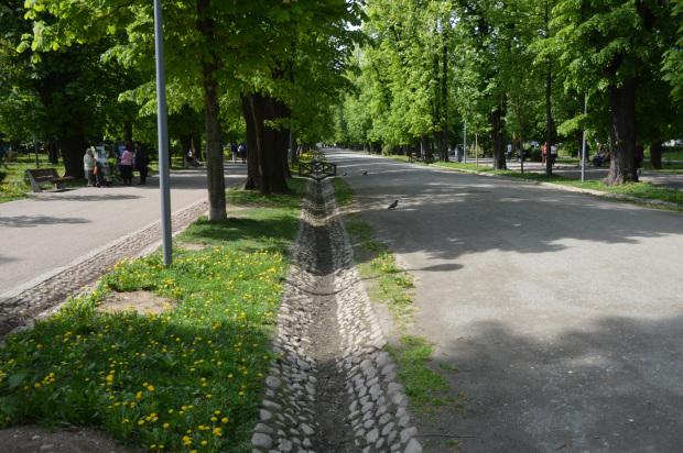 Central Park in Cluj Napoca